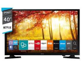 Smart TV Samsung de 40 pulgadas