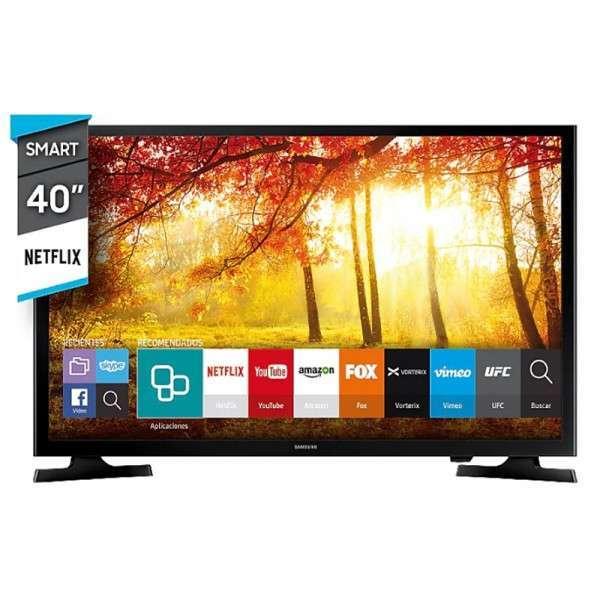 Smart TV Samsung de 40 pulgadas - 0