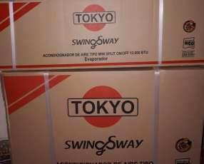 Aire acondicionado Tokyo de 12.000 btu
