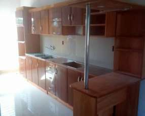 Mobiliario de cocina sobre medida