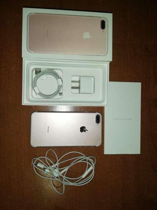 iPhone 7 Plus 32 gb Rosa - 4