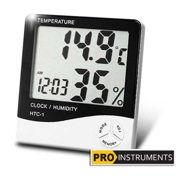 Termohigrometro Pro Ins - 0
