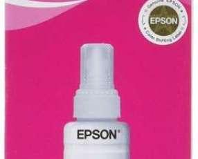 Botella de tinta Epson T664 (Magenta)