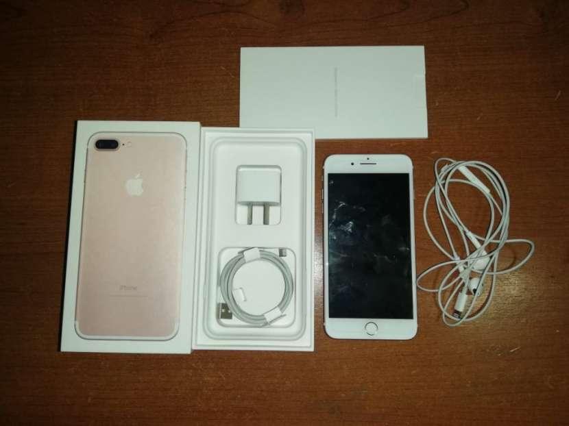 iPhone 7 Plus 32 gb Rosa - 5