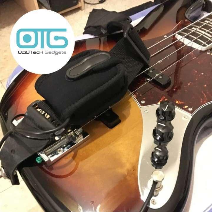 Soporte para inalambrico de guitarra - 1