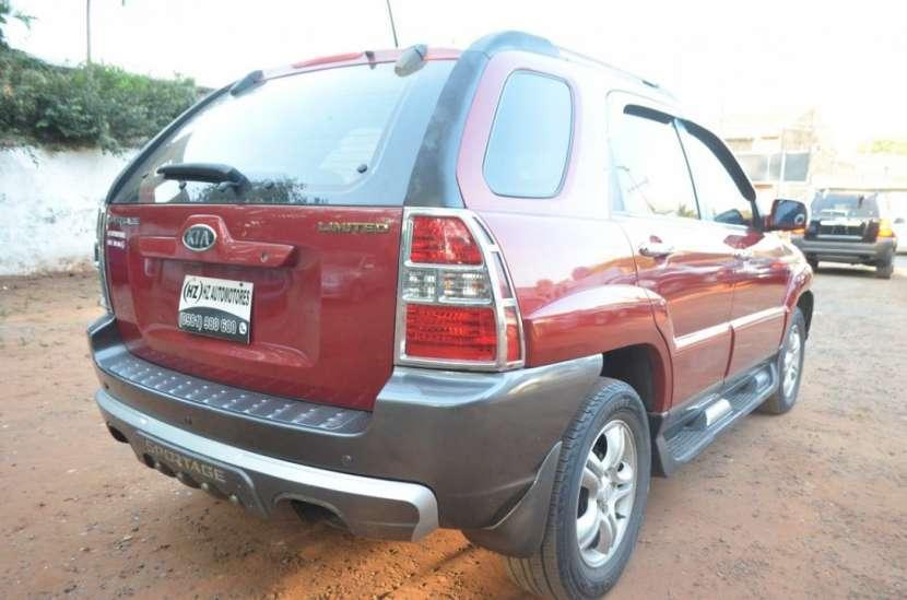 Kia Sportage 2006 bordo full recien importado recibo usado - 2