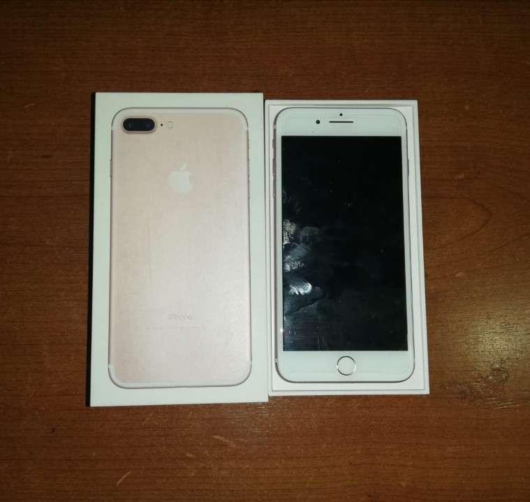 iPhone 7 Plus 32 gb Rosa - 0