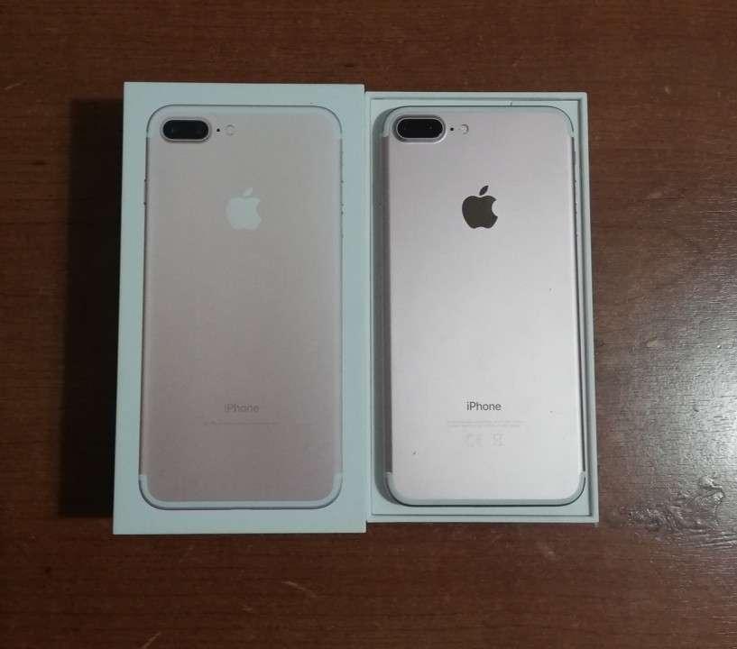 iPhone 7 Plus 32 gb Rosa - 1
