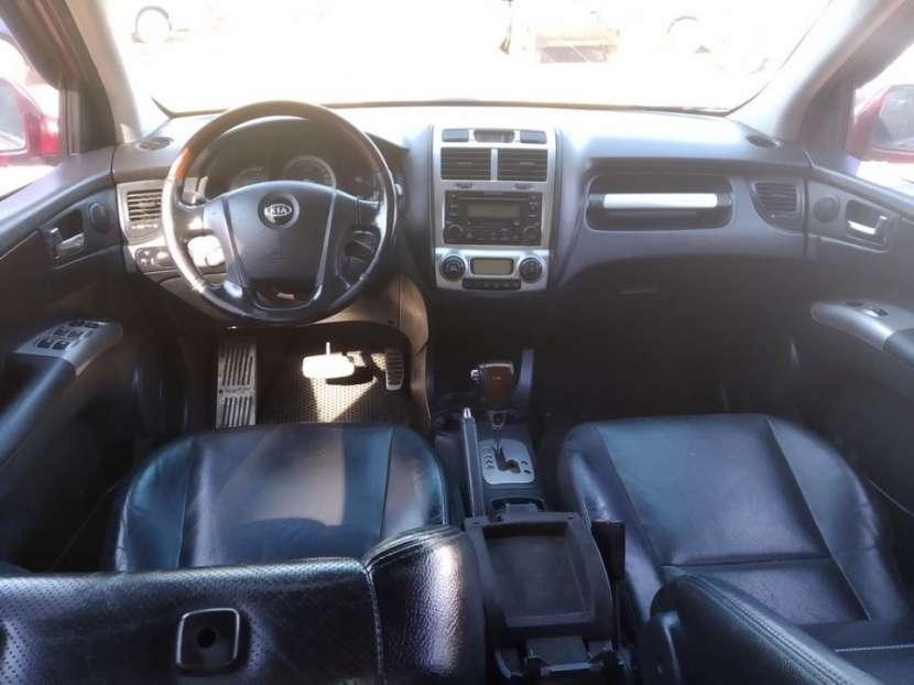 Kia Sportage 2006 bordo full recien importado recibo usado - 6
