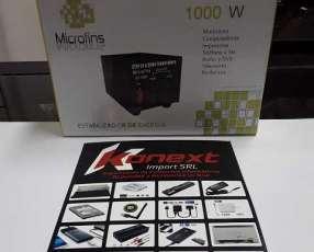 Estabilizador y transformador de energía 1000w
