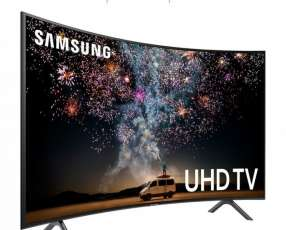 TV UHD 4K Smart Curvo Samsung de 65 pulgadas