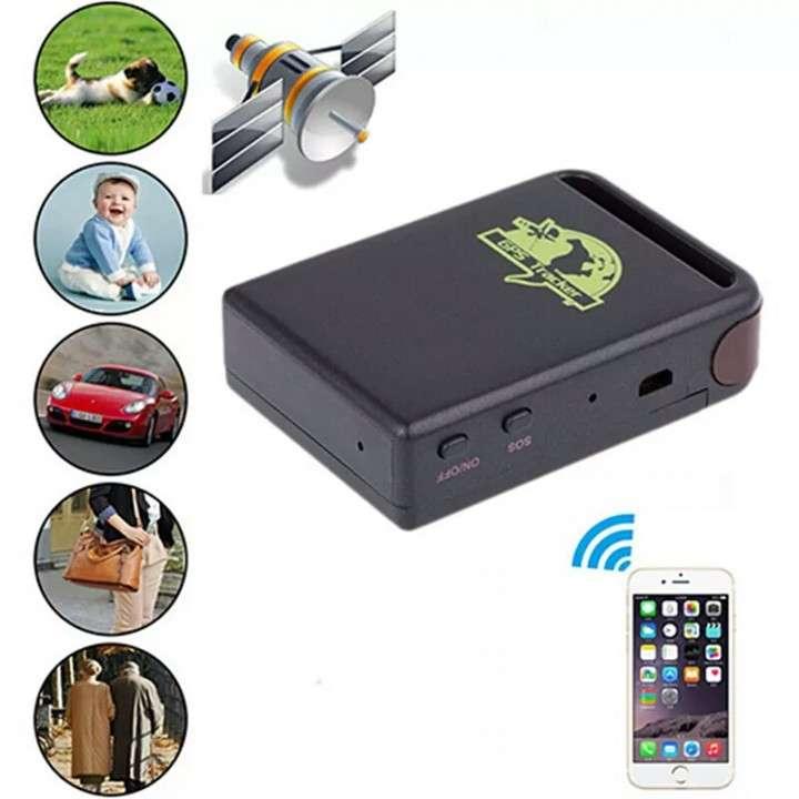 GPS móvil TK102 - 5