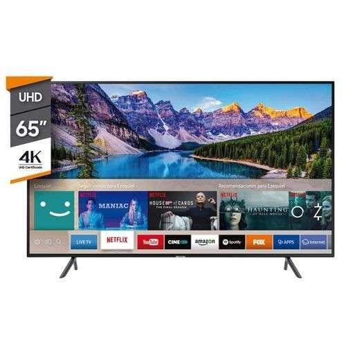 TV UHD 4K Smart Samsung de 65 pulgadas - 0
