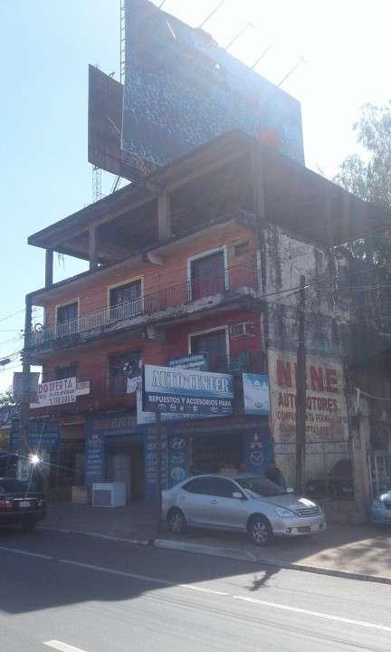 Propiedad zona shopping San Lorenzo