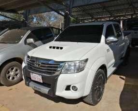 Toyota Hilux 4x4 mec 2014 toyotoshi