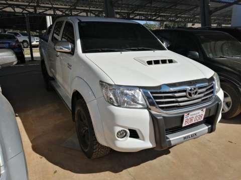 Toyota Hilux 4x4 mec 2014 toyotoshi - 1