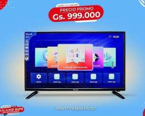 Tv's smart KILAND hd y full hd!!