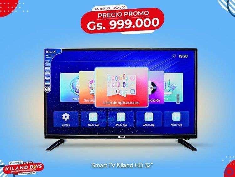 Tv's smart KILAND hd y full hd!! - 0