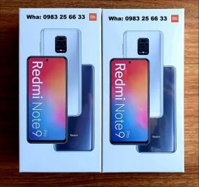 Redmi Note 9 PRO 128gb nuevos, sellados.