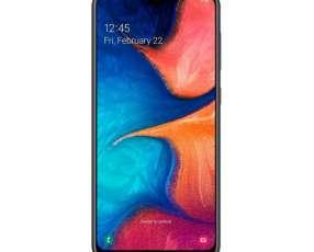 Samsung Galaxy A20 de 32 gb negro homologado
