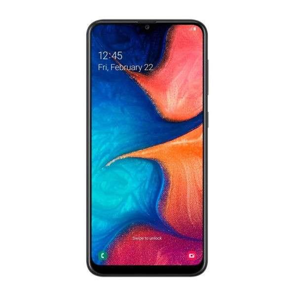 Samsung Galaxy A20 de 32 gb negro homologado - 0