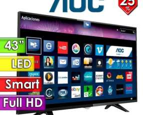 TV Led Smart Full HD 43
