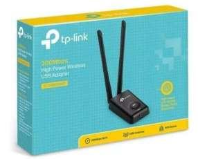 Adaptador wifi usb alta potencia 300mbps tp-link tl-wn8200nd