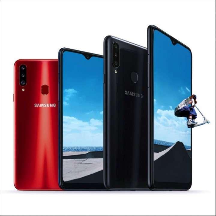 Samsung Galaxy A20S 32 gb homologado - 2