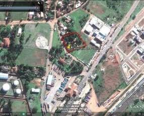 Terreno de 3.000 m2 en el Circuito Comercial de Encarnación