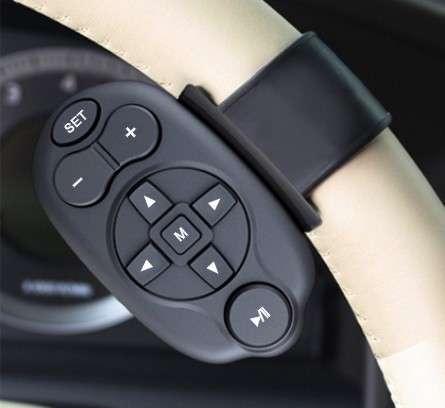 Control Remoto Universal Para Volante (TODAS LAS MARCAS) - 4