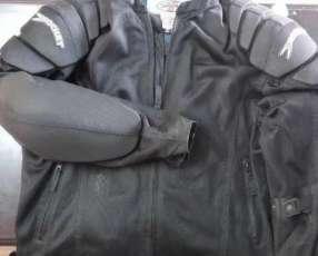 Campera para motociclistas