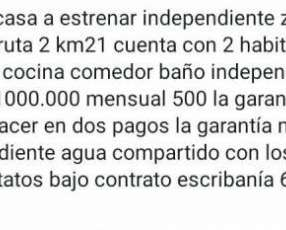Casas independiente