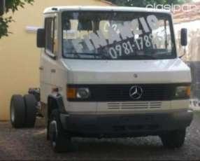 Mercedes Benz 609