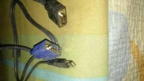 Cable VGA kvm.
