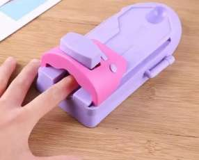 Impresora de diseños para uñas