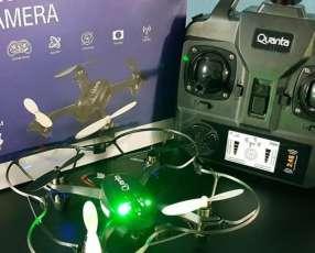 Mini drone con camara foto y filmación