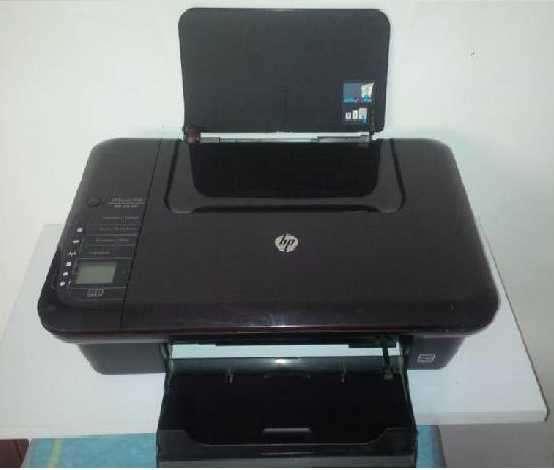 Impresora hp deskjet 3050 multifunción - 0