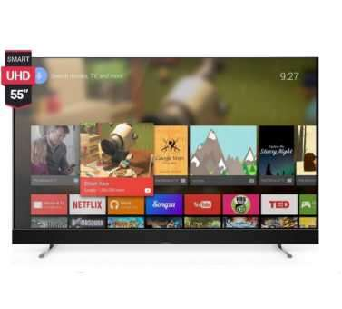 TV AIWA 55 pulgadas UHD 4K Smart - 3