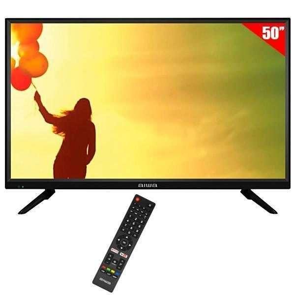 Tv AIWA 50 pulgadas UHD 4K smart - 2