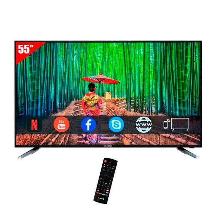TV AIWA 55 pulgadas UHD 4K Smart - 1