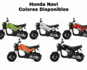 Moto Honda Navi 110 cc