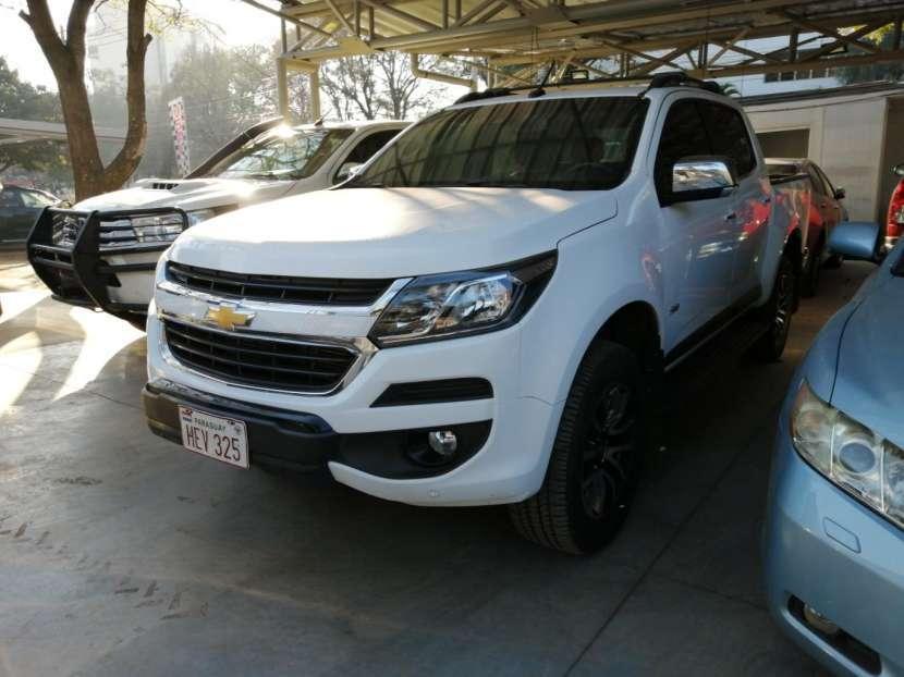 Chevrolet S10 2019 - 0