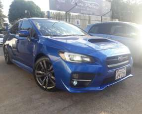 Subaru Impresa WRX 2017