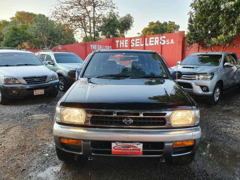 Nissan Terrano 1997 - 0