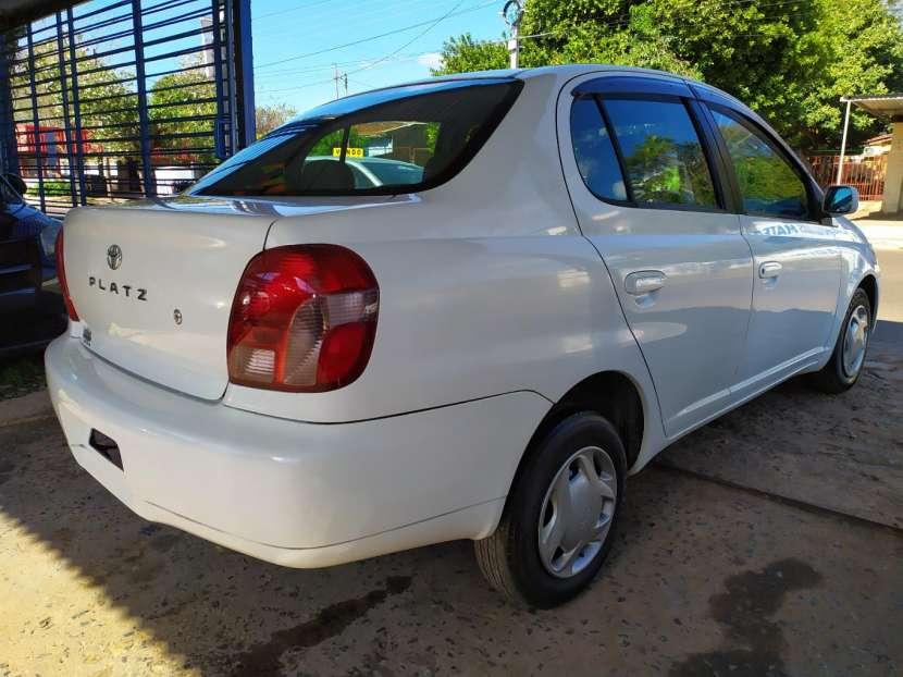Toyota Platz 2002 - 4