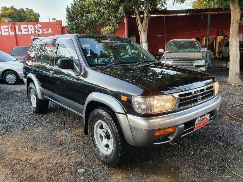 Nissan Terrano 1997 - 4