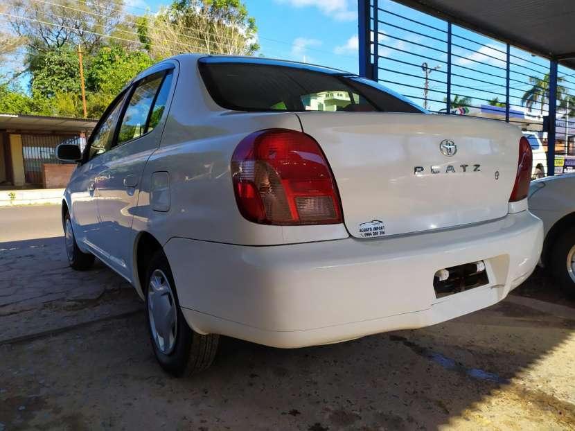 Toyota Platz 2002 - 5