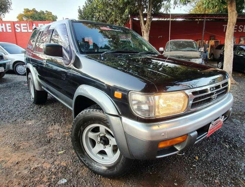 Nissan Terrano 1997 - 8