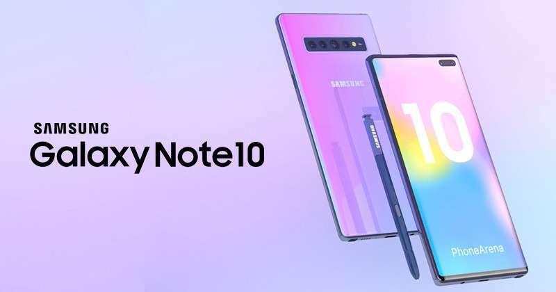 Samsung Galaxy NOTE 10 256 GB - 0