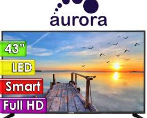 Smart TV LED Full HD de 43 pulgadas Aurora 43F6